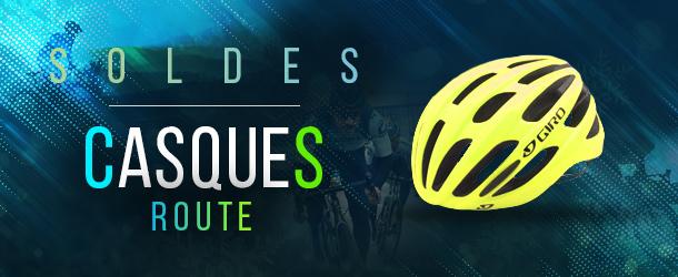 Soldes Casques Vélo route