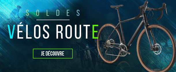Soldes Vélos complets route