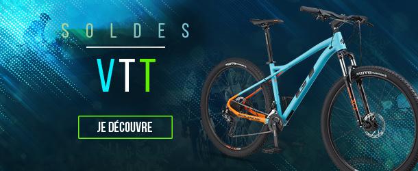 Soldes Vélos complets VTT